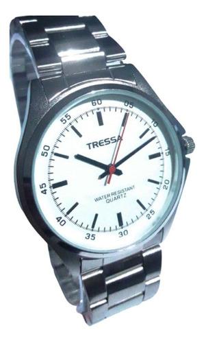 Reloj Tressa Hombre Malla Metal Gaudi H7