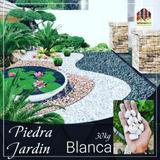 Piedra Blanca- Piedra Blanca Decorativa