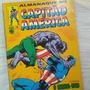 Livro Almanaque Do Capitão América Nº69 Original