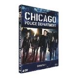 Chicago Pd - Serie Completa - Todas Las Temporadas - Dvd