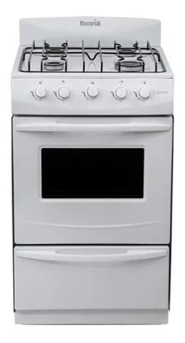 Cocina Escorial Candor 4h Gas Natural