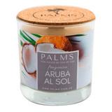 Palms Velas Soja Aruba Al Sol
