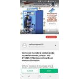 Telefono Monedero Gsm De Simcard Con Ilimitados$$$ Inversion