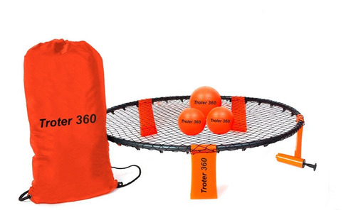 Troter 360 - Kit Oficial - Juego/deporte Spikeball Cuotas