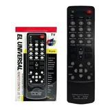 Control Remoto Universal De Tv  Para Toda Marca Y Año