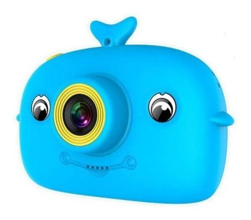 Mini Camara Digital Ballena Para Niños