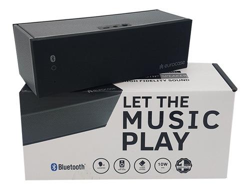 Parlante Bluetooth Portátil Sonido Potencia Real Trasladable Batería Recargable Celular Casa Oficina Proyector Notebooks