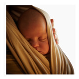 Fular Portabebés- Packaging Premium!- Elástico 5  Metros