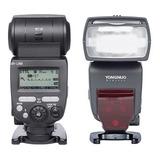 Flash Yongnuo Yn 685 Ttl Con Receptor  Para Canon Ó Nikon