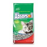 Piedritas Absorsol Premium 6 Unid X 3.6 Kg Mascota Food
