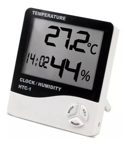Higrómetro Digital Termómetro Higrómetro Despertador
