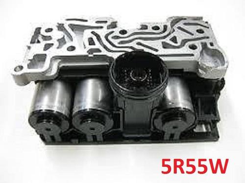 Block De Selenoides Mazda Bt-50 5r55w/s  06-11 5vel.