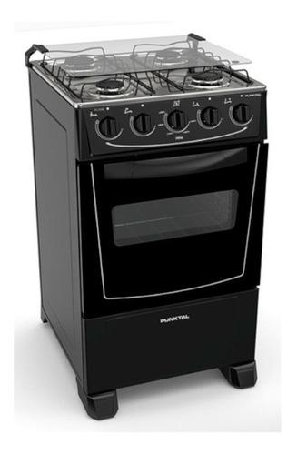 Cocina Supergas 4h Punktal Horno Limpia Fácil - La Tentación