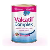 Valcatil Complex Nutrición Cabello Uñas Polvo Lata X 260 Gr