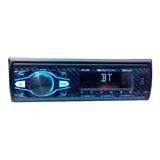 Autoestéreo Para Auto Soundstream Vm-25b Con Usb, Bluetooth Y Lector De Tarjeta Sd
