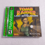 Tomb Raider Last Revelation Completo  Ps1 Original