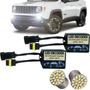 Kit Para Luz Diurna Drl Jeep Renegade Com Cambus Original