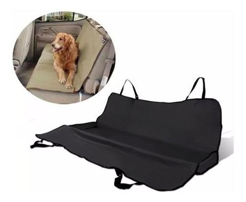 Lona Funda Manta Cubre Asiento De Auto Para Mascotas Perros