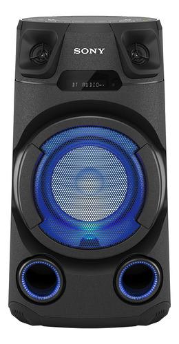 Parlante Bluetooth Sony Mhc-v13 Equipo De Musica Cd