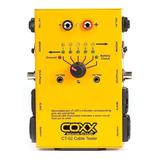 Probador Tester De Cables Mono Estereo (envio Gratis) Coxx