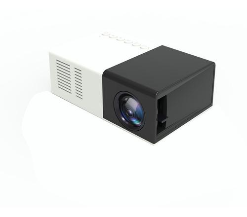 Mini Proyector Led Hd Portátil De 1080p Para Cine En Casa