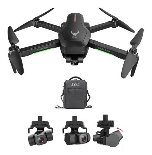 Drone Sg906 Pro 2 Gps Camara 4k 1.2 Km 3 Ejes + Maletin
