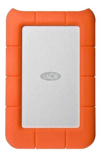 Disco Duro Externo Lacie Rugged Mini Lac9000633 4tb