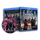 Justice League Snyder Cut  - Liga De La Justicia Dc 242 Min.