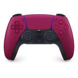 Control Joystick Inalámbrico Sony Playstation Dualsense Cfi-zct1 Cosmic Red