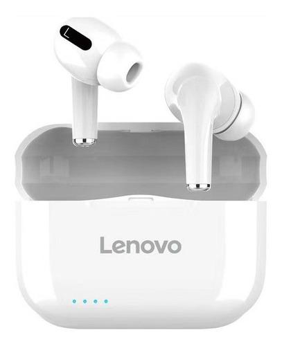 Audífonos Inalámbricos Sports Lenovo Lp1s Tws Con Bluetooth