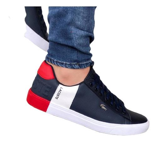 Zapato Tenis Botas Casuales Clásicas Para Caballero Hombre