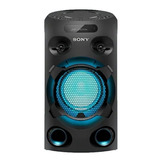 Equipo De Audio Sony De Alta Potencia Mhc-v02