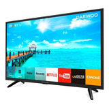 Televisor Daewoo 32  Smart Tv Hd Android 9.0