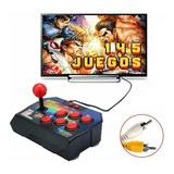 Consola 16 Bits Arcade 145 Juegos Tv Street Fighter Stick