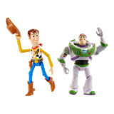 Disney Pixar Toy Story, 3 Pack Woody, Buzz Y Forky