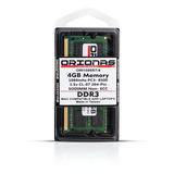 Memória Ram Color Verde  4gb 1x4gb Orionas Ori1066s7/4