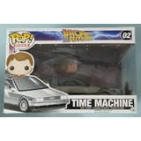 Time Machine. Back To Future. #02.  Pop. Nuevo