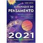 Almanaque Do Pensamento 2021 O + Completo Guia Astrológico Original