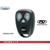 Carcasa Control Remoto Alarma Positron Pst Px32 Oferta !!