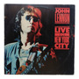 John Lennon Live In The New York City - Lp Vinil - 1986 Original