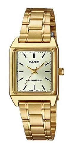 Reloj Casio Dama Ltp-v007g-9e Nuevo Original/relojesymas