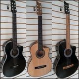 Guitarra Acústica+forro +método+pick De Rasgueo+envío Gratis