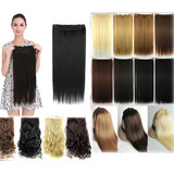 Cortinas Simil Pelo Natural Kanekalon Extensiones