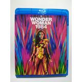 Wonder Woman 1984 (mujer Maravilla 1984) Pelicula En Bluray