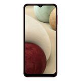 Samsung Galaxy A12 Dual Sim 128 Gb Red 4 Gb Ram