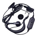Auricular Manos Libres Ptt Accesorio Para Handy Baofeng Motorola Radio Walkie Talkie