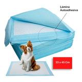 100 Pañales Sabanillas Mascotas 33x45 Cm Perro Entrenamiento