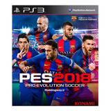 Pro Evolution Soccer 2018 Standard Edition Konami Digital Entertainment Ps3 Digital