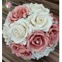 Buquê, Bouquet Noivas Casamento Rose Gold Original