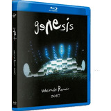Blu-ray Genesis Live When In Rome 2007